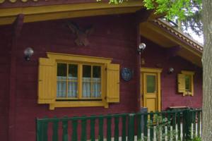 Einfamilienhaus - Blockhaus