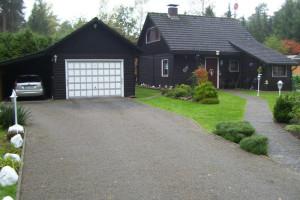 Holzhaus - eine Perle im Grünen