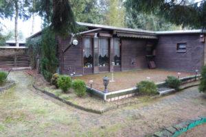 Einfamilienhaus  -  Holzhaus im Grünen