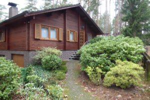 Einfamiliehaus - wohnen im Holzhaus in der Natur!!