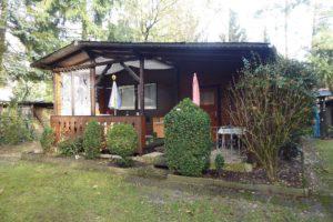 Holzhaus am Allerarm  - Südohe/Winsen-Aller -