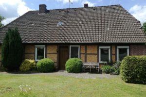 Einfamilienhaus - ein Haus für Handwerker !